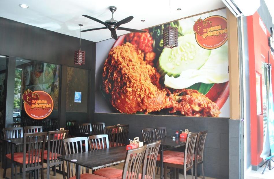 6 Kedai Makan Nasi Ayam Penyet Paling Best Di Sekitar Seksyen 7, Shah Alam13
