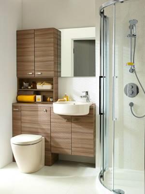 37 foto rekaan bilik air kecil tapi berdekorasi setaraf hotel 5 bintang. Black Bedroom Furniture Sets. Home Design Ideas
