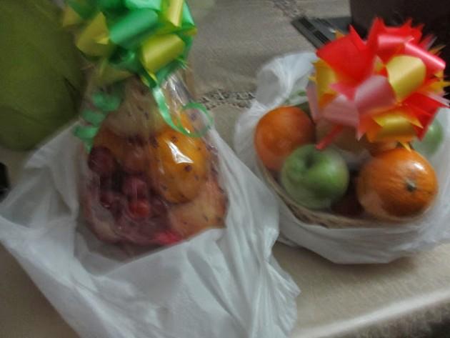 buah tangan