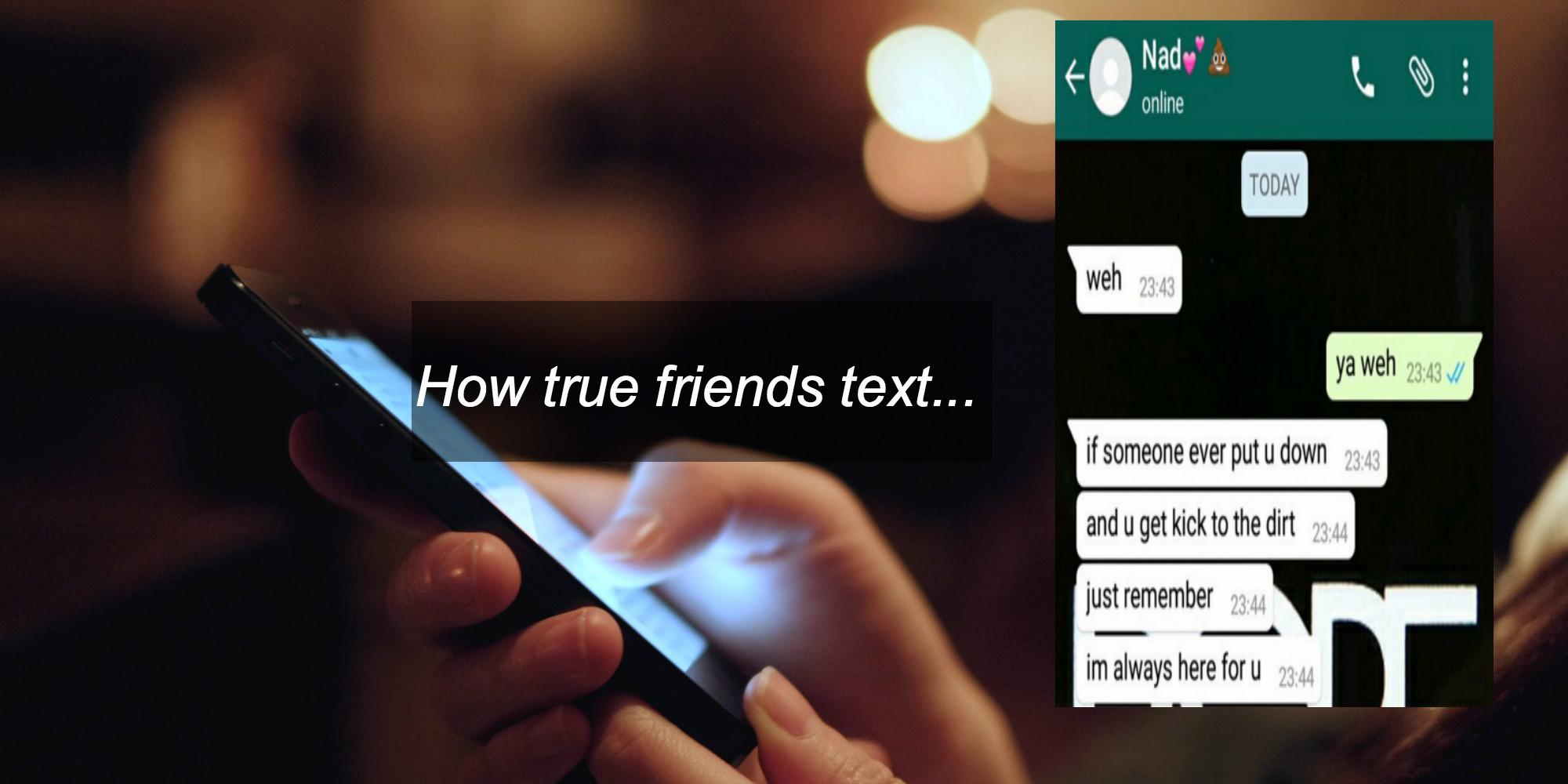 main phine text