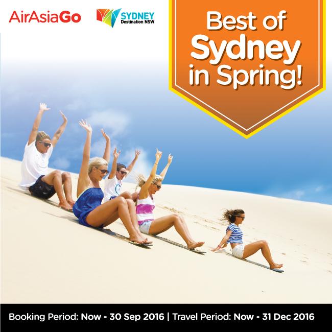 Best of sydney in Spring