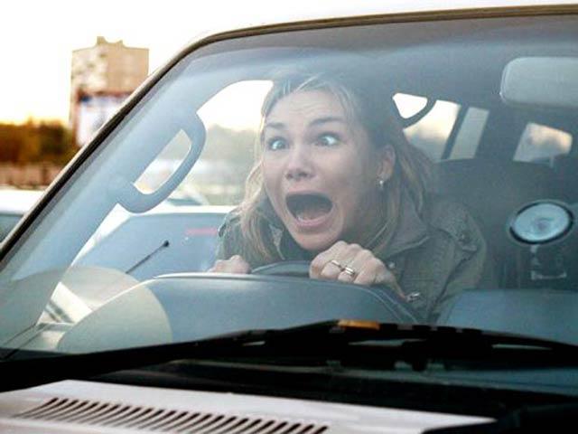 female-driver