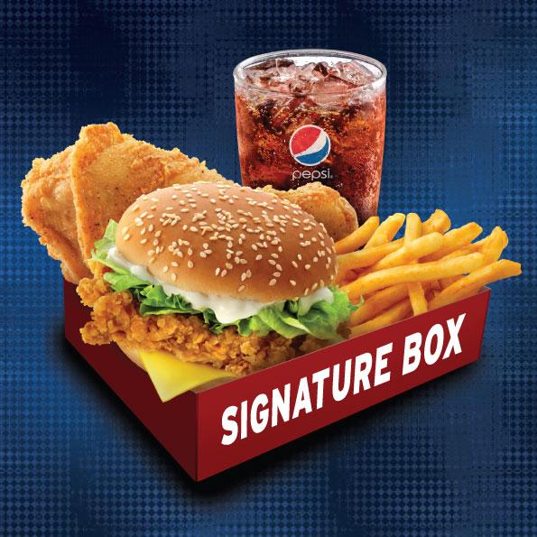 Signature-Box