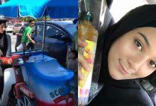 [VIDEO & FOTO] Patutlah Ramai Yang Beli Aiskrim Kat Situ, Rupa-Rupanya…Respect lah!