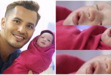 [FOTO] Dato' Aliff Syukri Ambil Anak Angkat Kacukan Melayu & Pakistan.. Comel Sangat!
