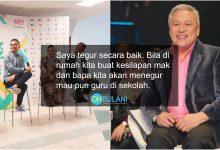 Nabil & Jihan Terasa Hati Apabila Ditegur, Chef Wan Tampil Mohon Maaf