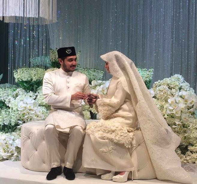 Foto Sekitar Majlis Kahwin Izara Aishah Adib Khalid Yang Meriah