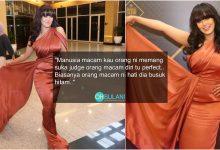 'Aku Gemuk Orang Sibuk. Cakap Aku Macam Mak Orang'- Netizen Kritik Saiz Badan, Uqasha Mengamuk Di Instagram