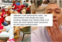 'Daddy Rindu Kamu' – 3 Bulan Dakwa Dihalang Jumpa Anak, Video Nedim Buat Netizen Menangis
