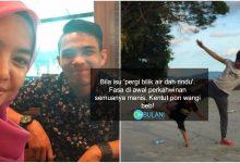 'Laki Kau Pakai Boxer Koyak Pun Sweet' – Hidup Pasangan Ini Berubah Selepas Ada Anak Namun…