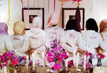 [FOTO] 'Macam Video Dua Lipa' – Sekitar Majlis Parti Bujang Yuna Zarai