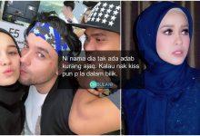 Foto Cium Pipi Emma Maembong Dihentam Netizen, Padahal…
