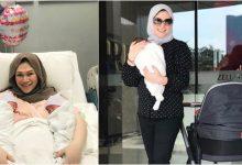 Selepas Sebulan, Datin Zizie Ezette Akhirnya Dedah Wajah Comel Anak Kembar. Putih Gebu Macam Mat Salleh