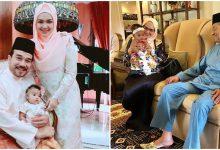 'Makanan Dia Ambil Sendiri, Sembang Tak Formal' – Anak Datuk K Kongsi Pengalaman Beraya Bersama Tun M