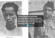 Mokhtaruddin Lasso, Kisah Seorang Lelaki Melayu Yang Tidak Percaya Kewujudan Tuhan