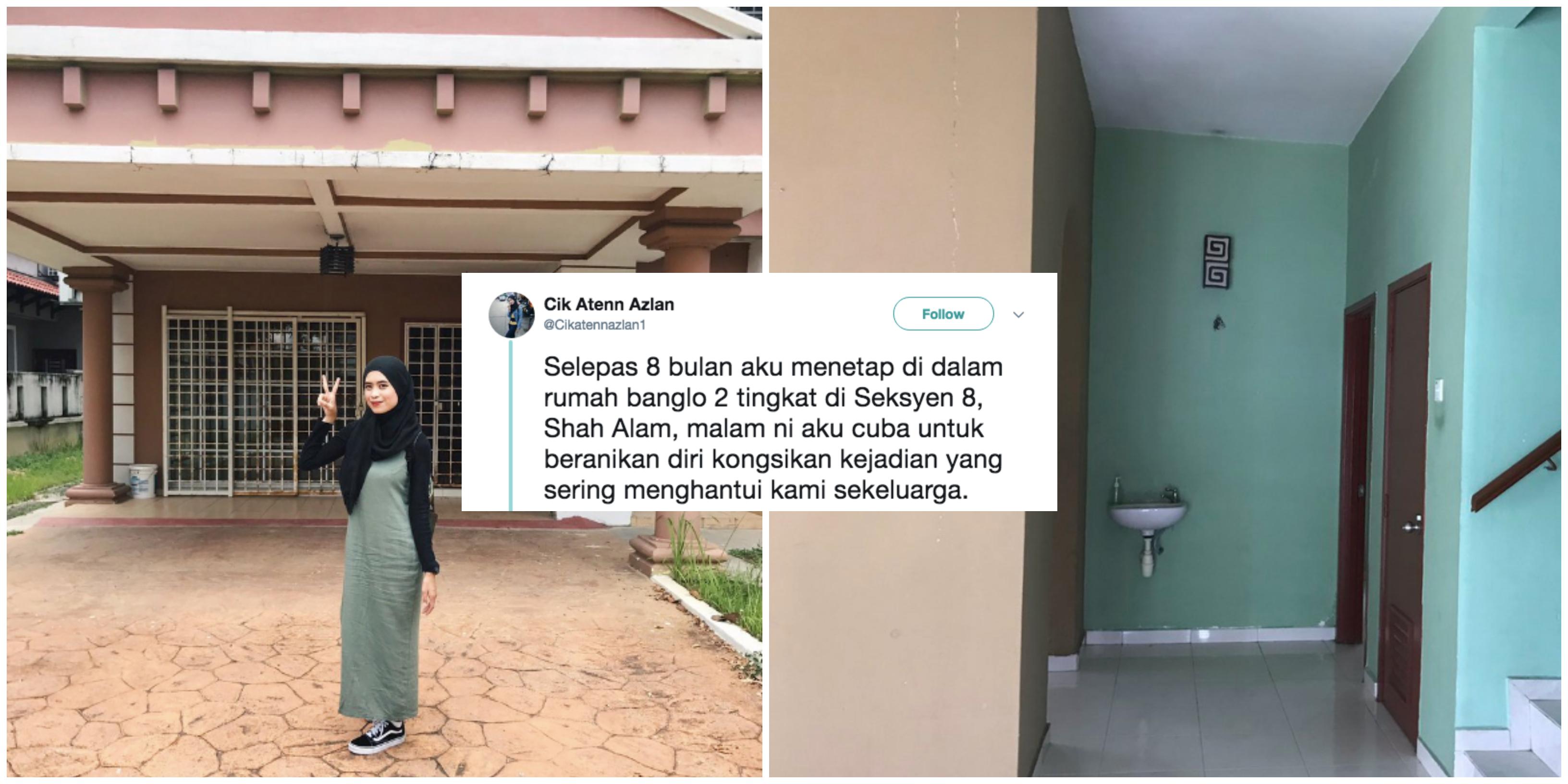 Patut Lah Harga Sewa Rumah Banglo Di Shah Alam Rm1800 Je Murah Tapi Terpaksa Sakit