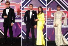 [FOTO] Fesyen Selebriti Bertemakan 'Infiniti' Di Anugerah Bintang Popular BH 31