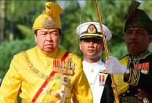 Sultan Selangor Arah Tanggal Papan Tanda Bertulisan Cina Dengan Serta-Merta