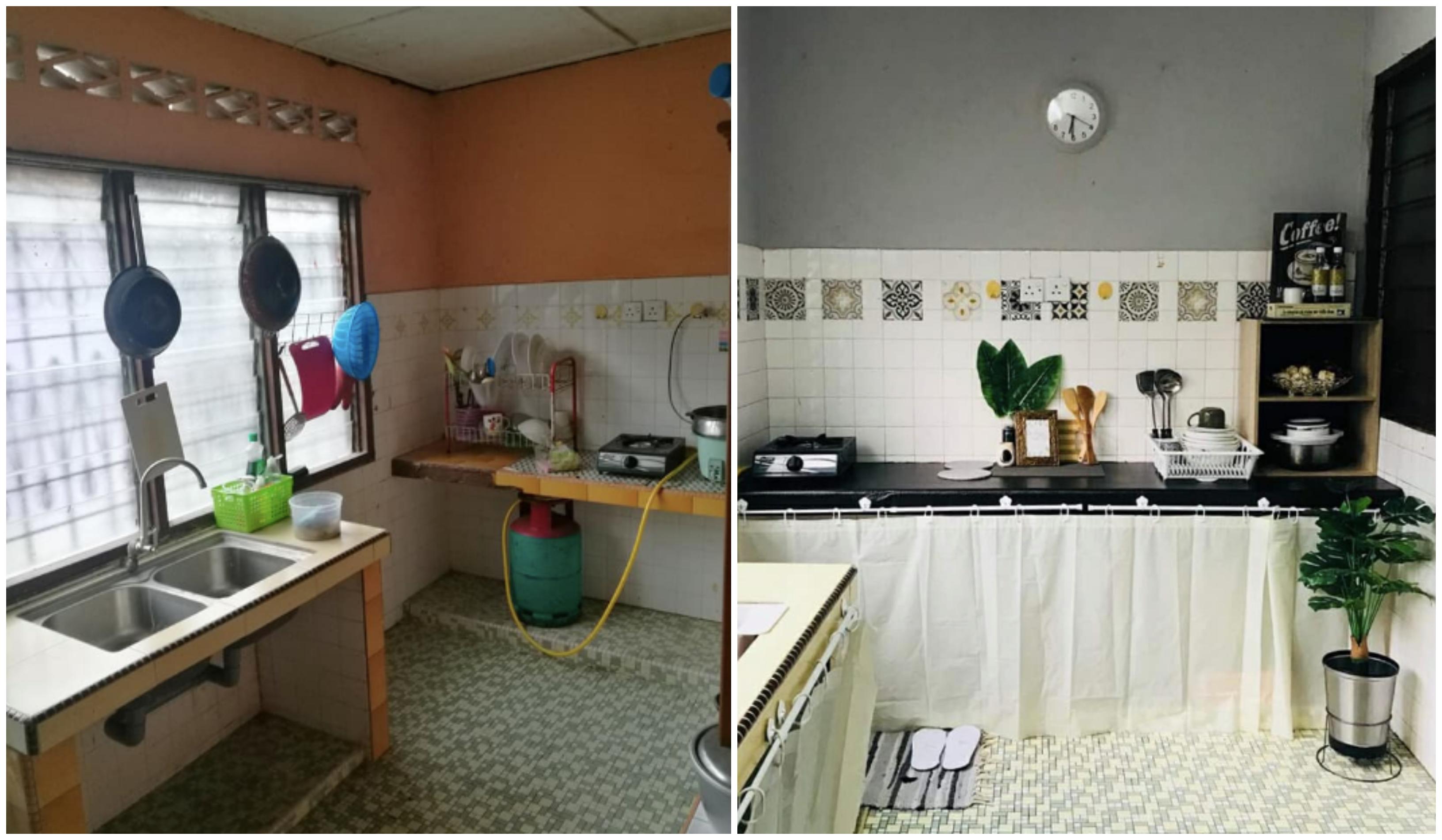 Tips Dekorasi Bajet Rumah Bujang