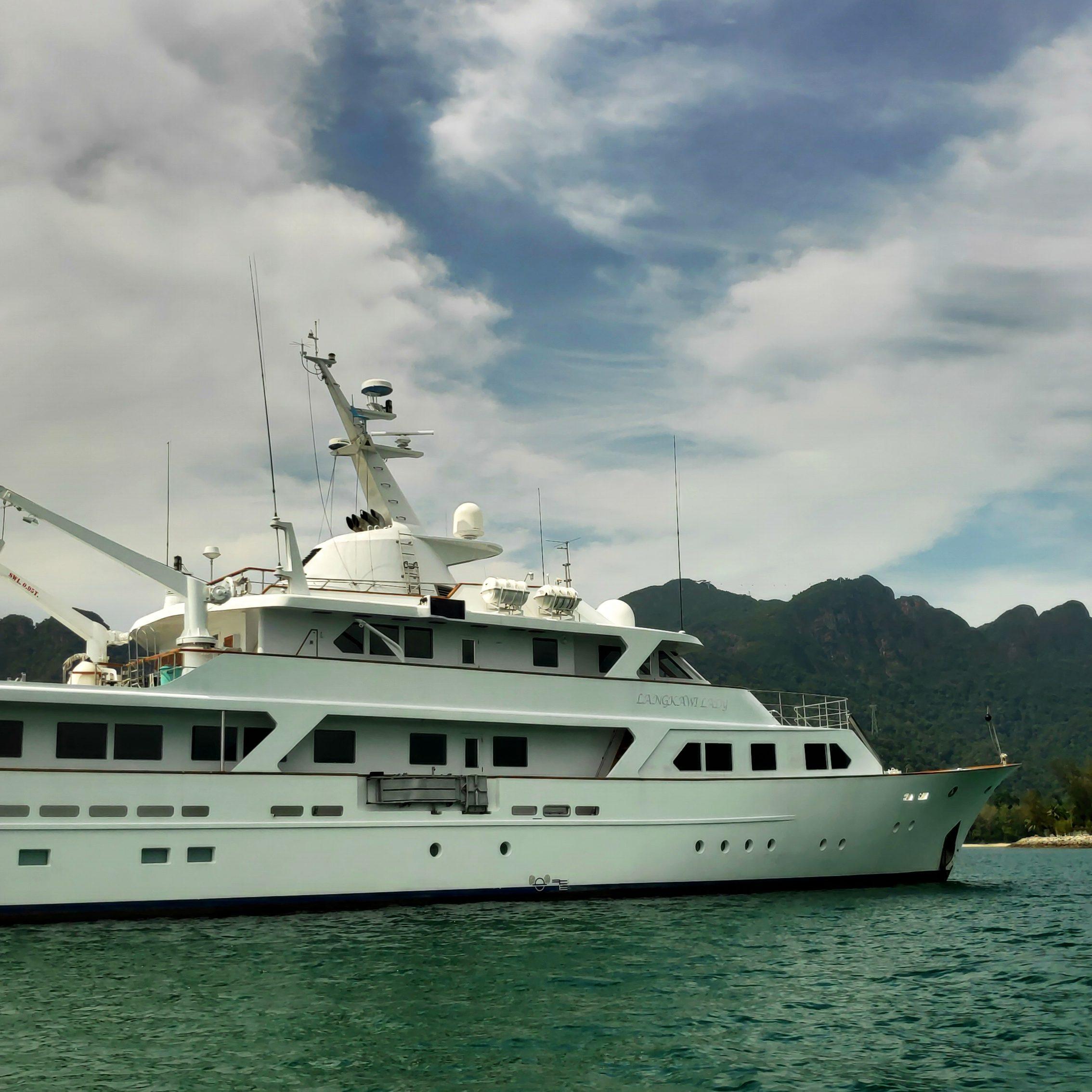 Langkawi Lady Yacht