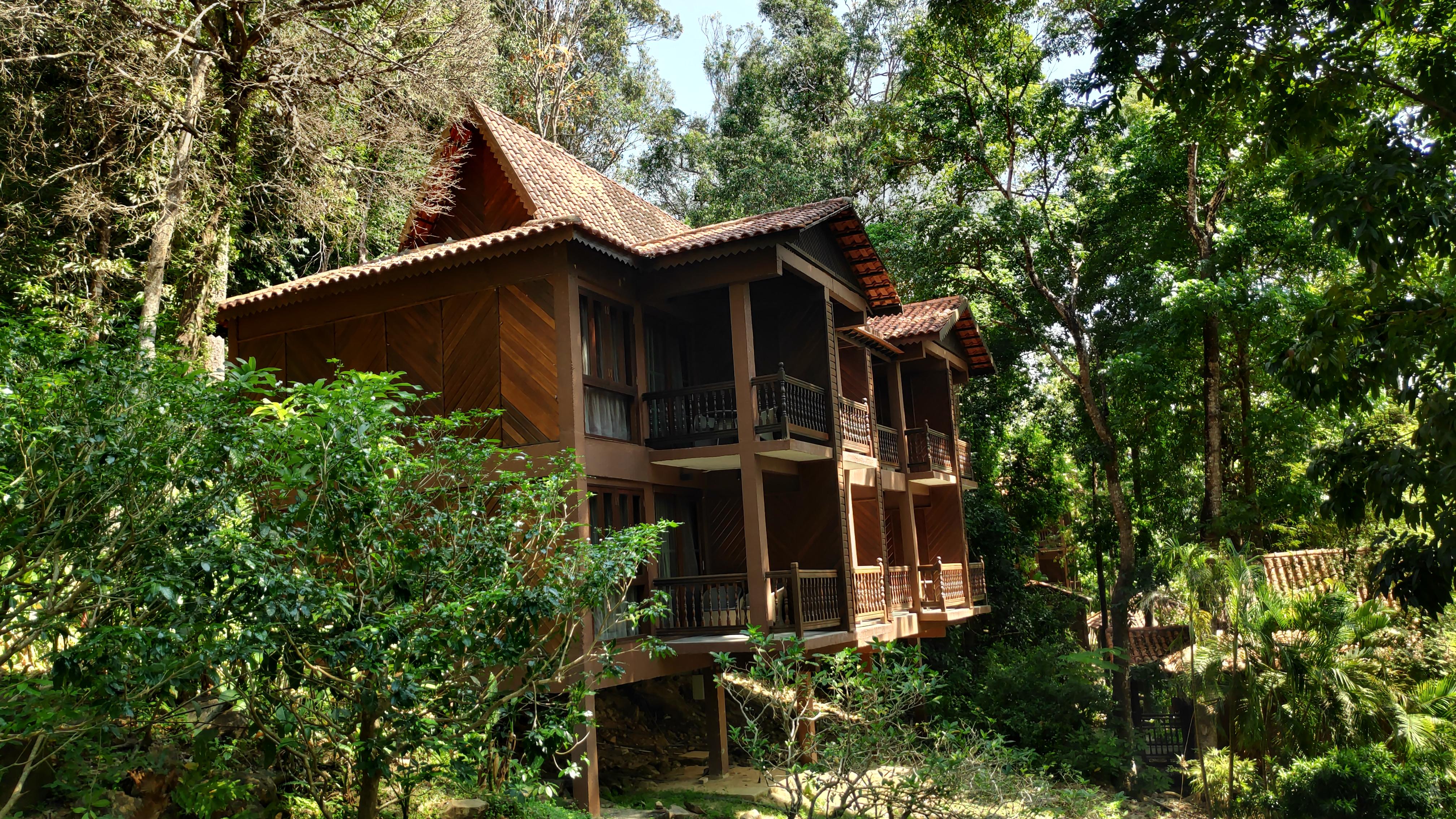 chalet di Berjaya Langkawi Resort