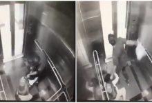 Suspek Samun & Pukul Wanita Dalam Lift MRT Ditahan
