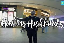 [VIDEO] Kami Bawa RM50 Sahaja Untuk Ke Genting Highlands? Cukup Ke Tidak?