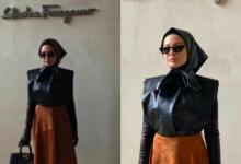 Penampilan Neelofa Di Fashion Show Di ItaIi Terima Kecaman Netizen