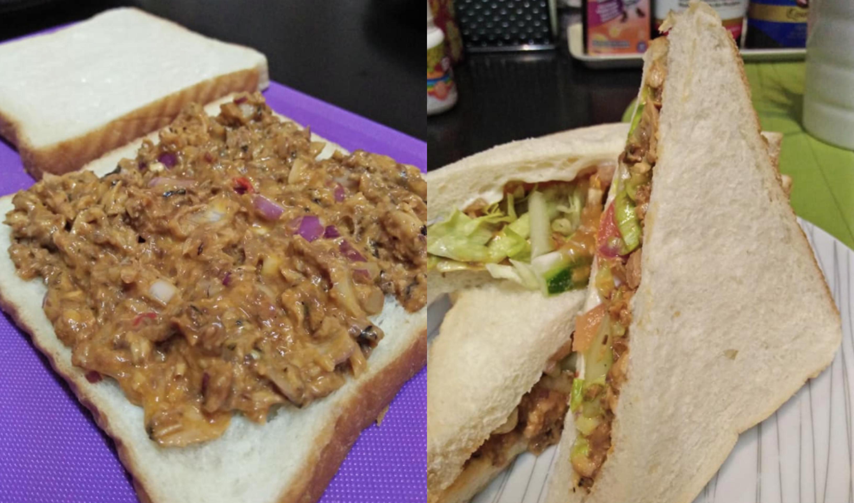 Resipi Sandwich Sardin Sedap Juicy Anak Anak Confirm Suka