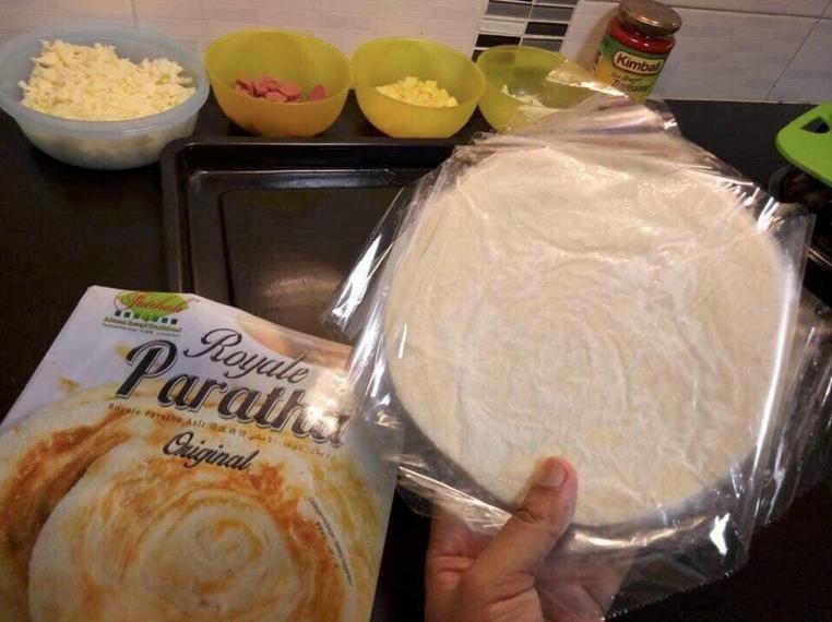 pizza cheese guna paratha Resepi Tahu Bakar dan Sos Enak dan Mudah