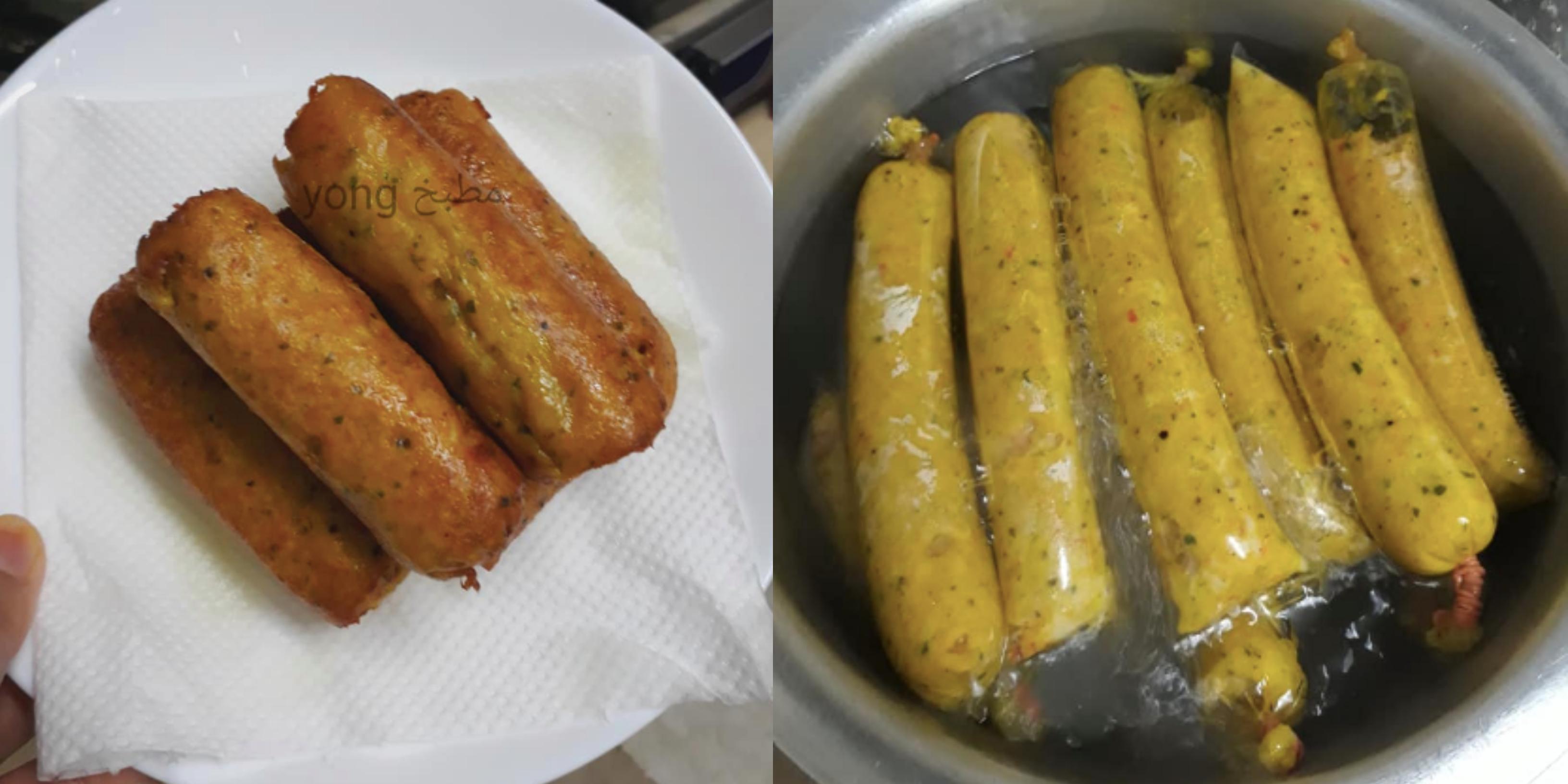 resepi sosej ayam Resepi Wetfood Ayam Untuk Kucing Enak dan Mudah