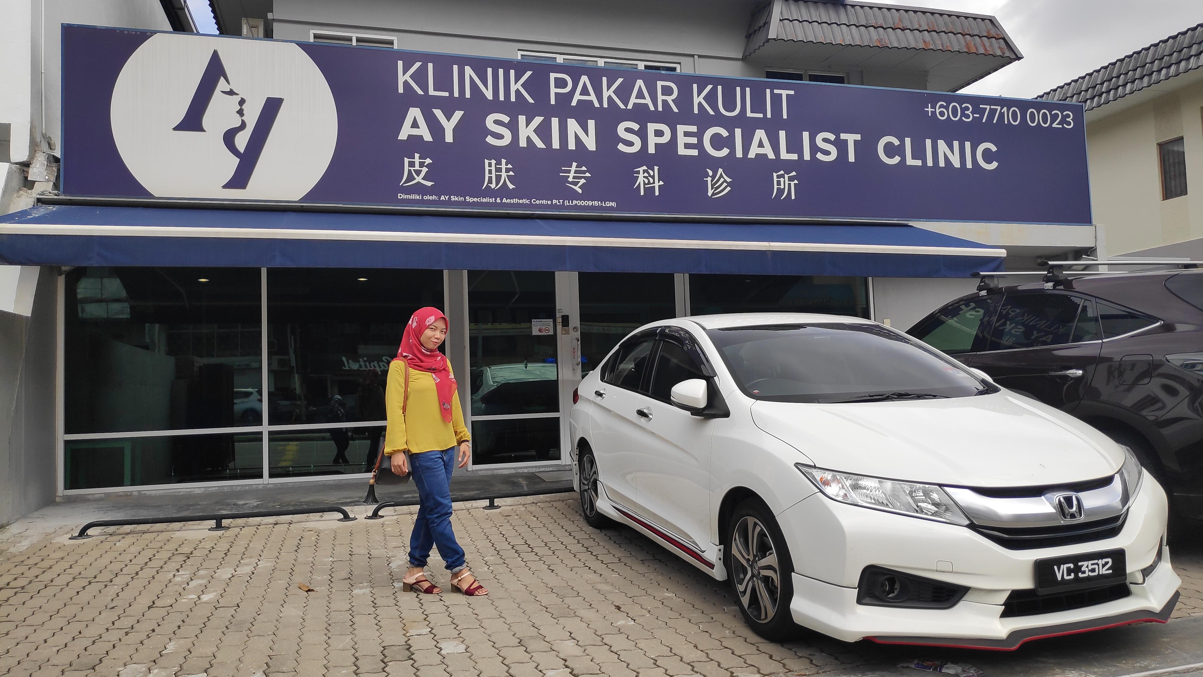 klinik pakar kulit ay skin specialist clinic