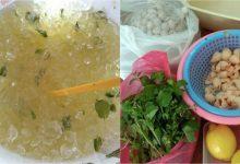 Resepi Lemon Pudina Ais & Laici Asam Boi Untuk Berbuka Puasa, Kecur Air Liur!