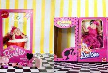 [FOTO] Shaheizy Sam & Syatilla Melvin Abadikan Detik Terindah 'Barbie Doll' Sarima Samheizy