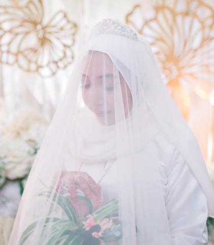 Simple Tapi Cantik Cuma Bermodalkan Rm6k Perkahwinan Wanita Ini Jadi Perhatian