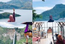Tak Sampai RM600, Wanita Kongsi Itinerari Lengkap Ke Danau Toba. Bagai Syurga Dunia!