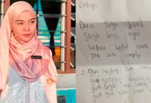 Dapat Lebih 15 Surat Cinta & Pick-Up Line, Cikgu Cantik Ini 'Pening' Layan Karenah Murid