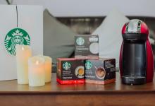 Berita Baik Buat Penggemar Kopi Premium, Kini Korang Boleh Nikmati 'Starbucks At Home' Je!