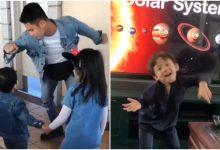 [VIDEO] 'Bapak Borek Anak Rintik' – Menari Gaya Pelik, Netizen Terhibur Lihat Telatah Yusuf Iskandar