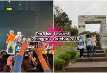 First Time Nak Pergi Korea? Ni Senarai Tempat Dan Aktiviti Yang Korang Kena Singgah & Buat Dekat Sana!