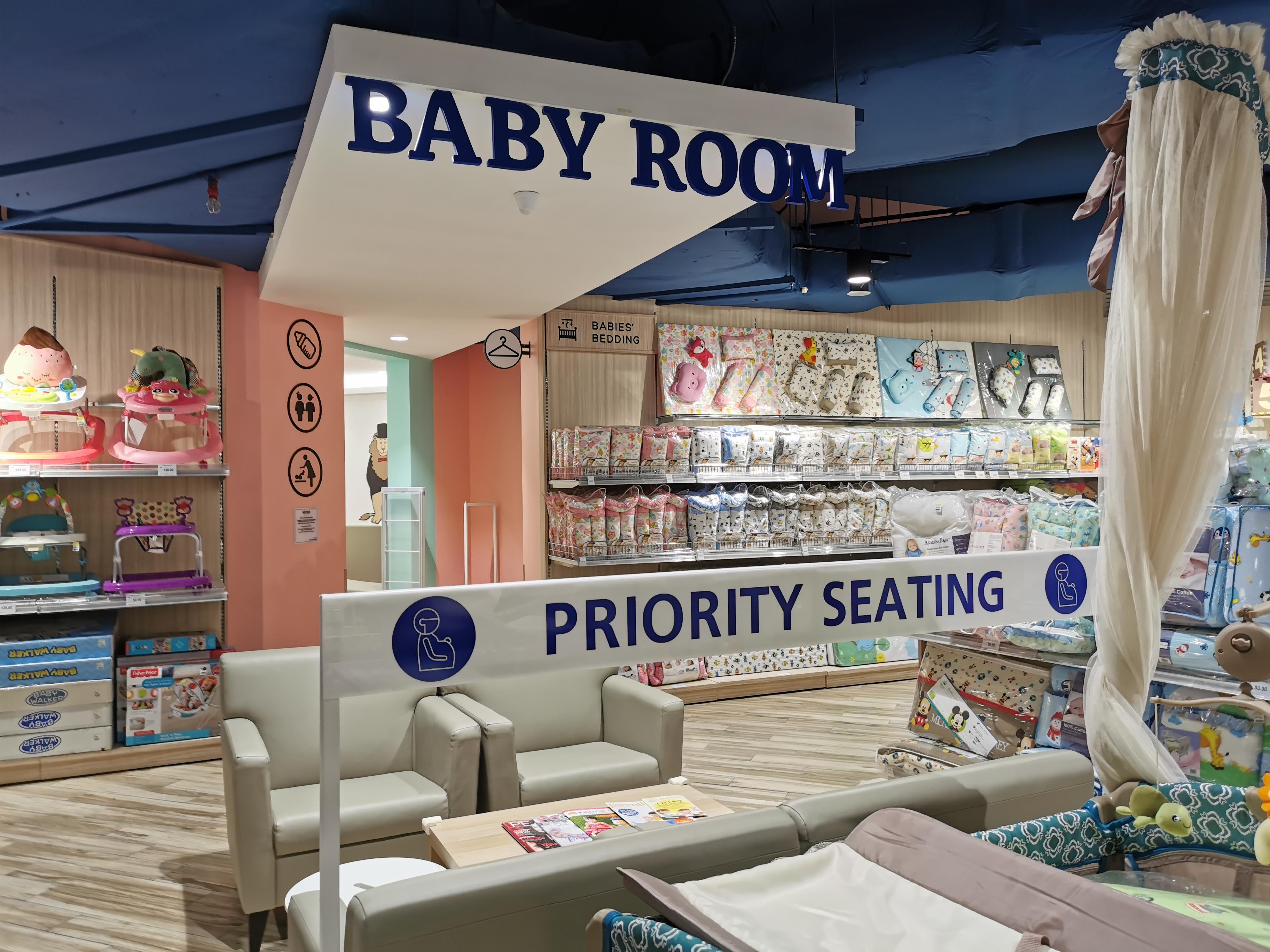 baby room di aeon style taman maluri